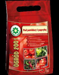 Ogród 2001 do pomidorów i papryki