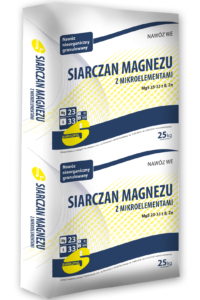 Siarczan Magnezu z mikoelementami